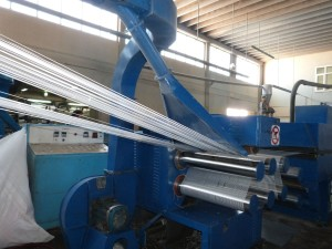 extrusión materiales sacos rafia industrial big bag fibc taller polipropileno