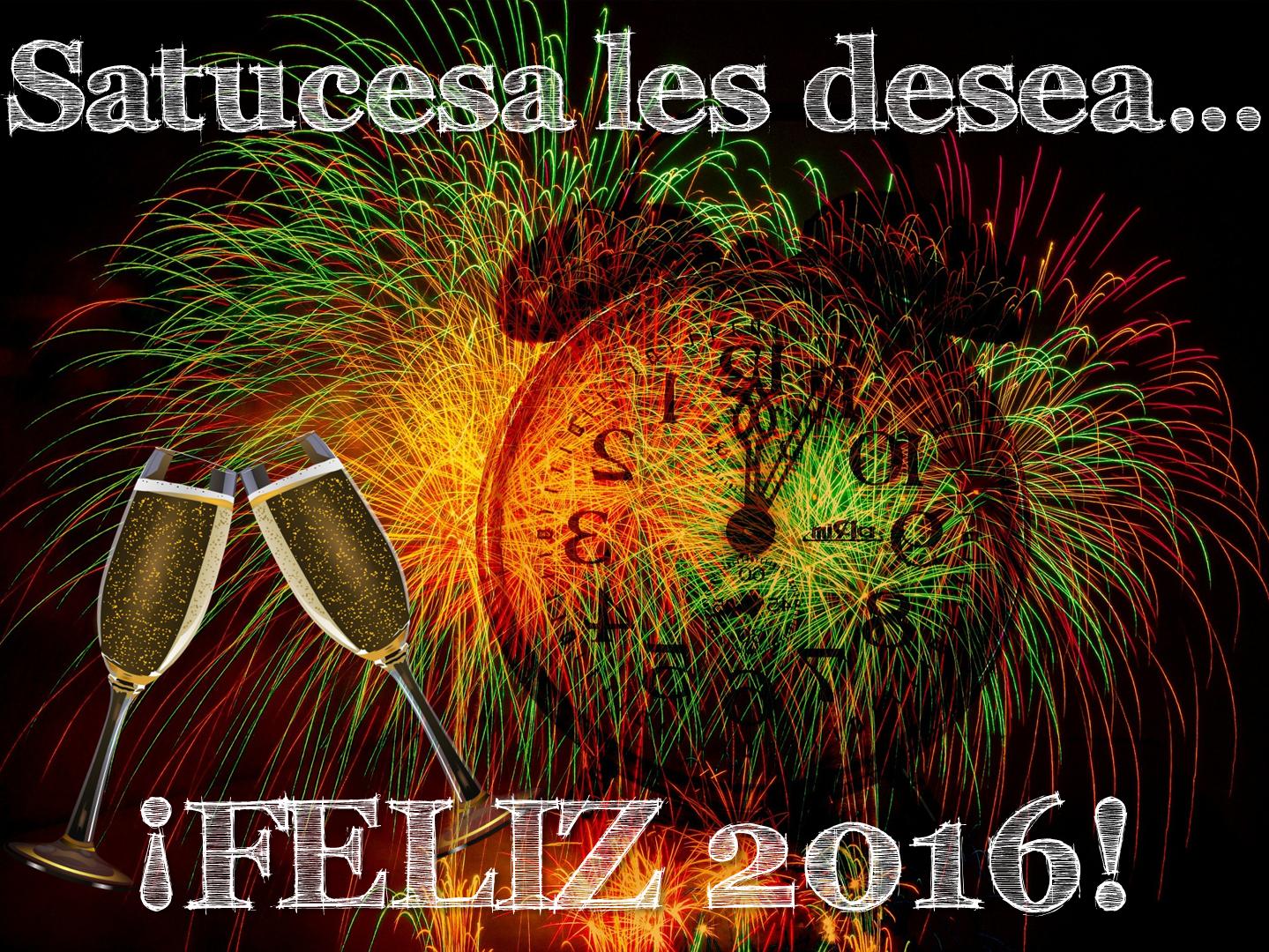 satucesa felicitacion 2016 feliz año sacos big bags fibc